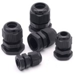 Cable Gland Black-1